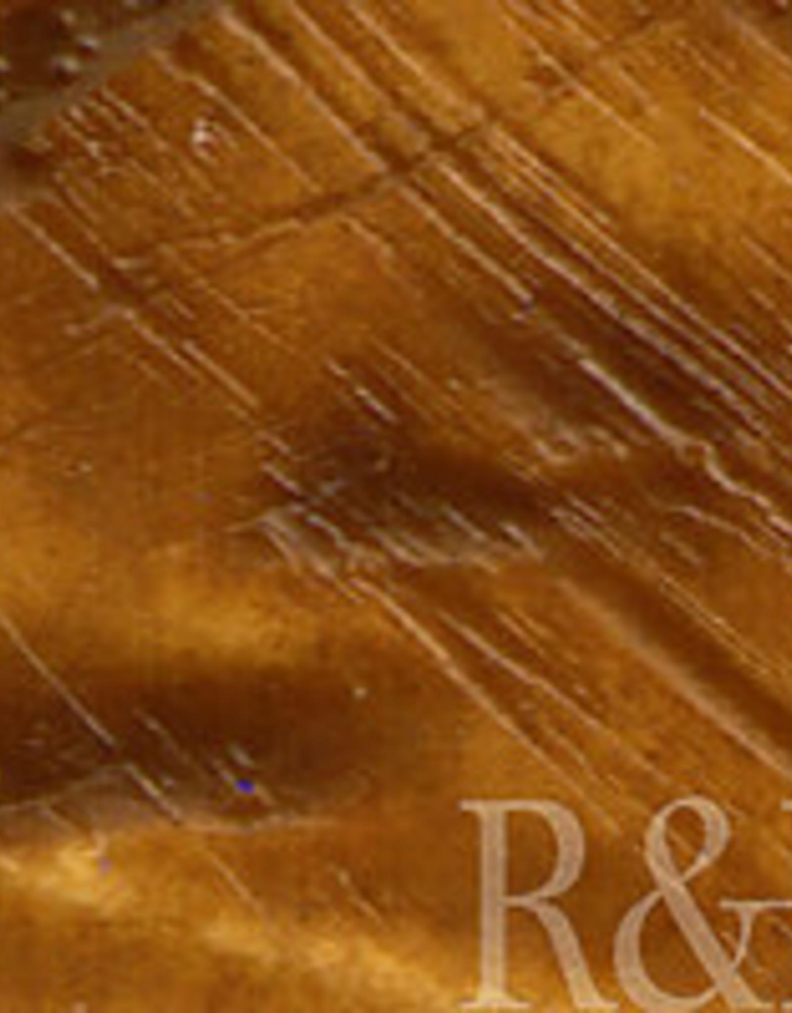 R&F Handmade Paints Encaustic Pigment Stick Raw Sienna
