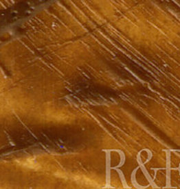 R&F Handmade Paints Encaustic Pigment Stick Raw Sienna