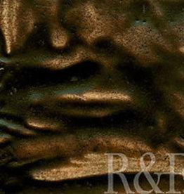 R&F Handmade Paints Encaustic Pigment Stick Raw Umber