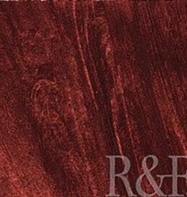 R&F Handmade Paints Encaustic Pigment Stick Sanguine Earth Deep