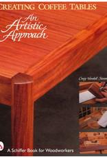 Creating Coffee Tables / Craig Vandall Stevens