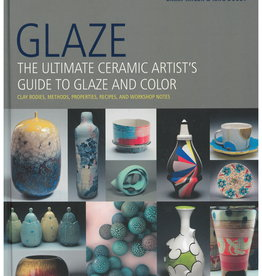 Glaze: The Ultimate Guide to Glaze & Color by Brian Taylor