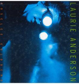 Laurie Anderson by Roselee Goldberg