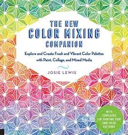 New color mixing companion