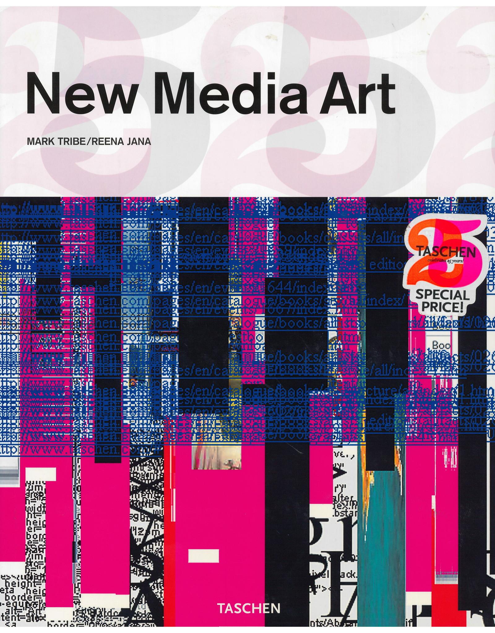 New Media Art ( 25 ) / Michael Rush