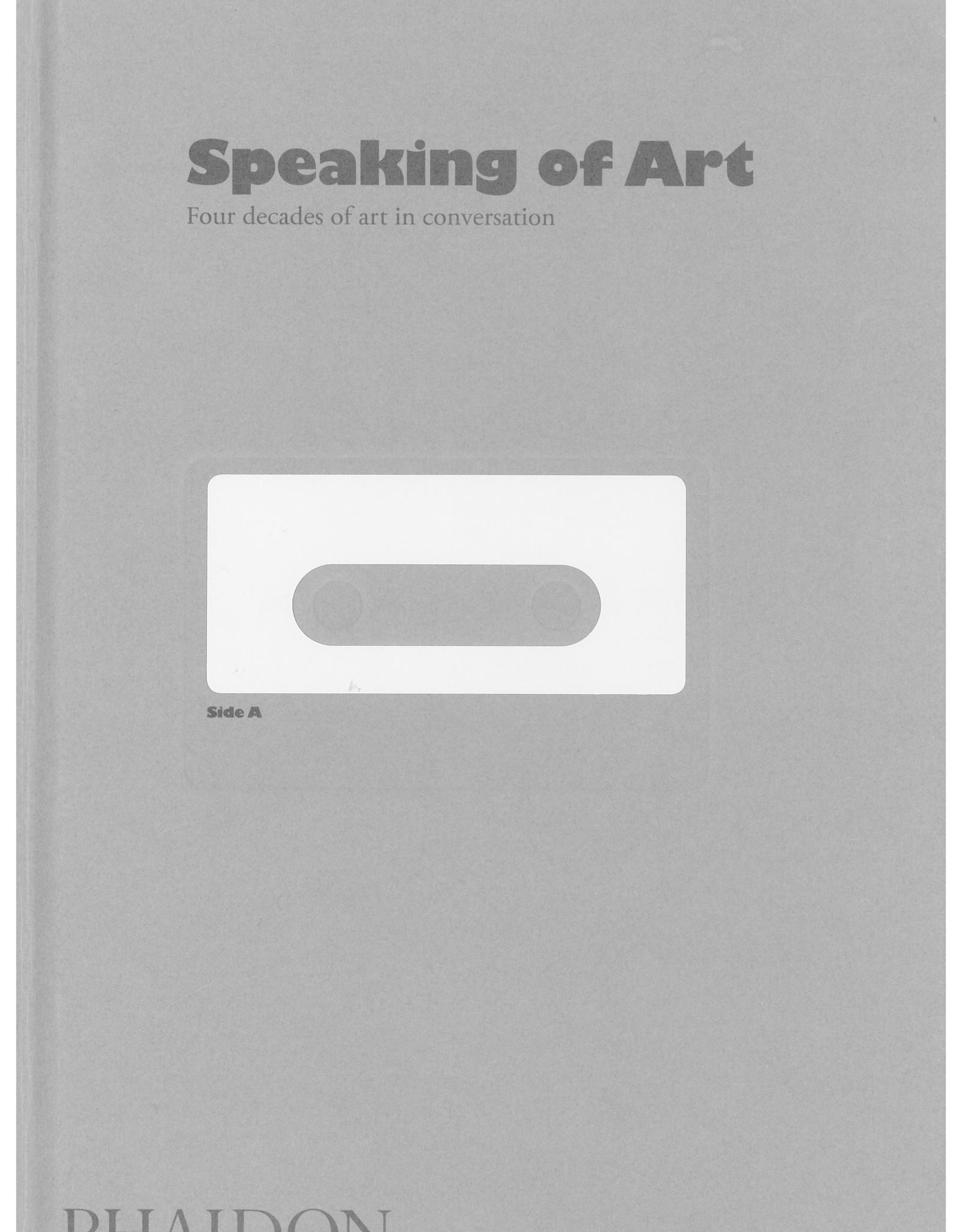 Speaking of Art / William Furlong Phaidon