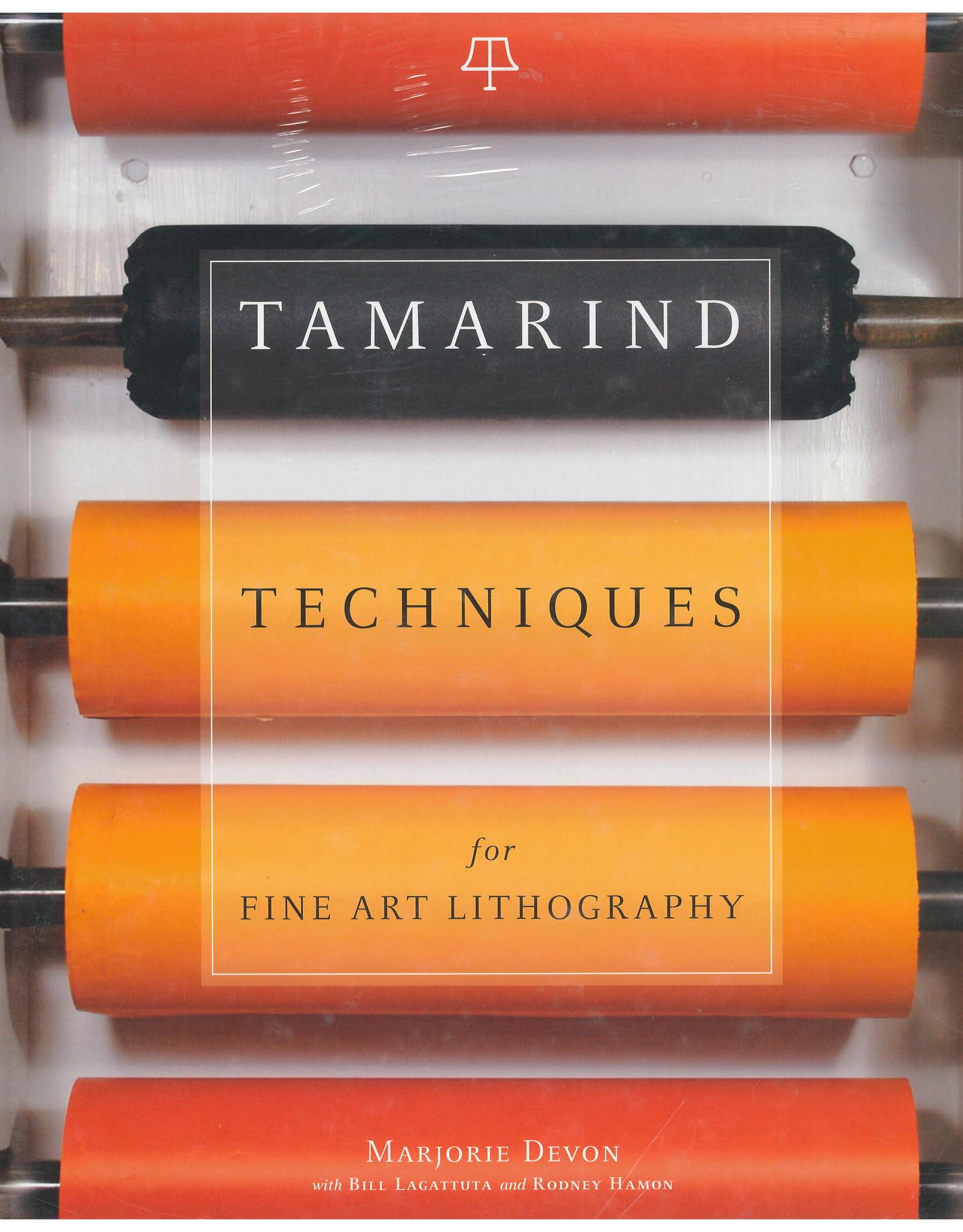 Tamarind: Techniques for Fine / Marjorie Devon