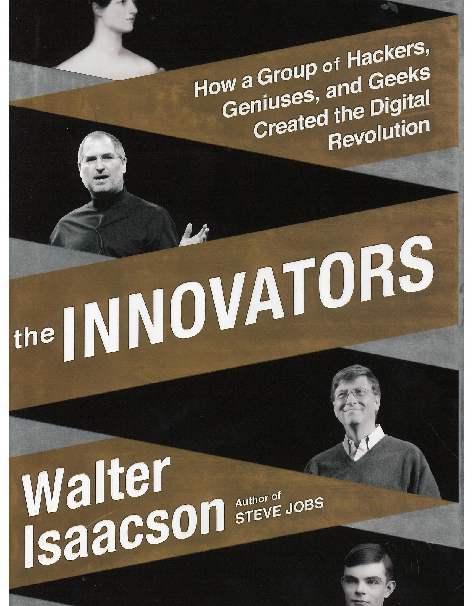 The Innovators / Walter Isaacson