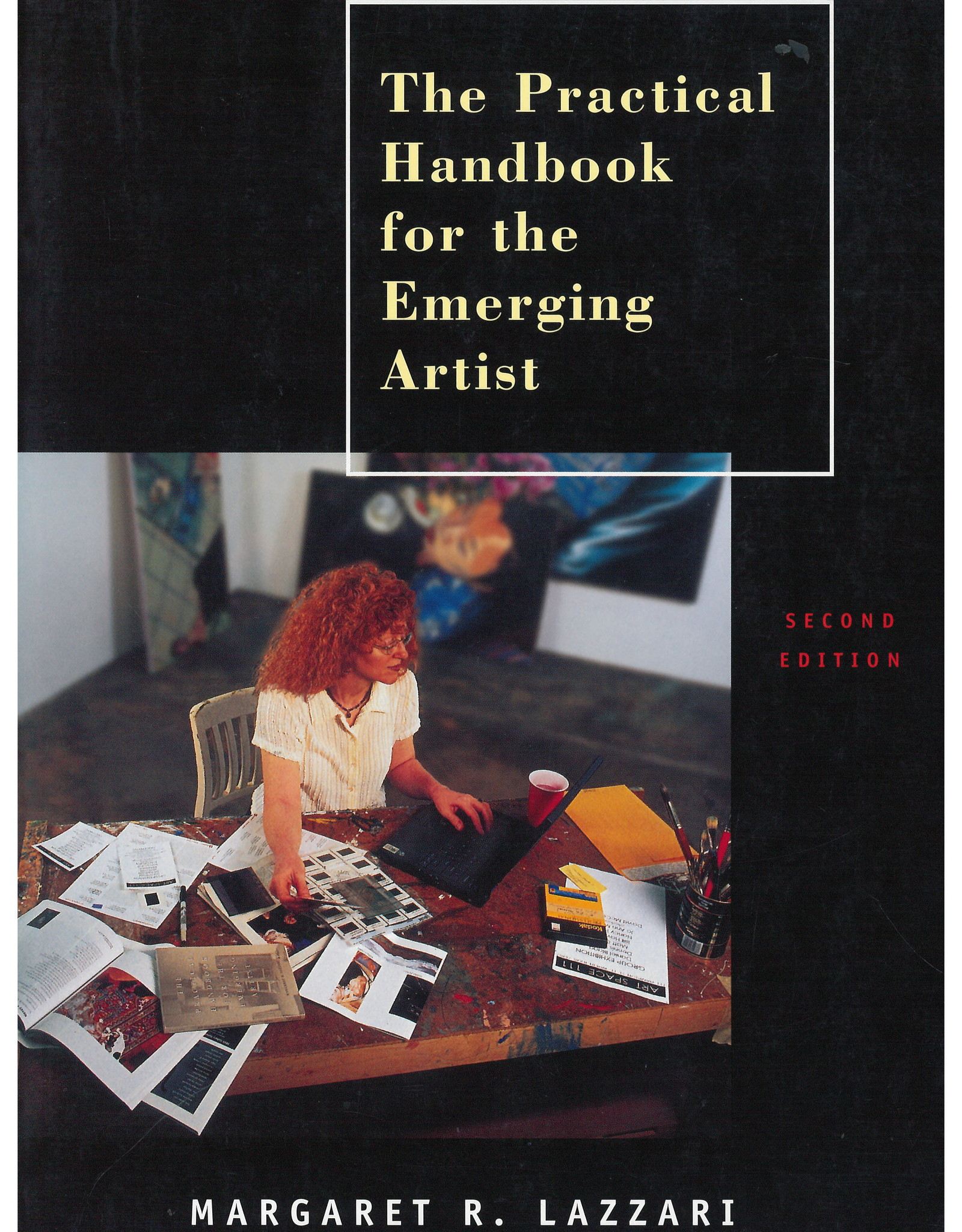 The Practical Handbook Emerging Artist / Margaret R. Lazzari