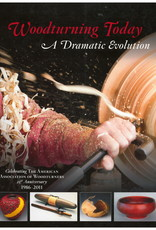 Woodturning Today A Dramtic Evolution / John Kelsey
