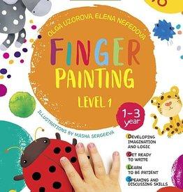 Finger Painting Level 1: Stickers Inside / Olga Uzorova