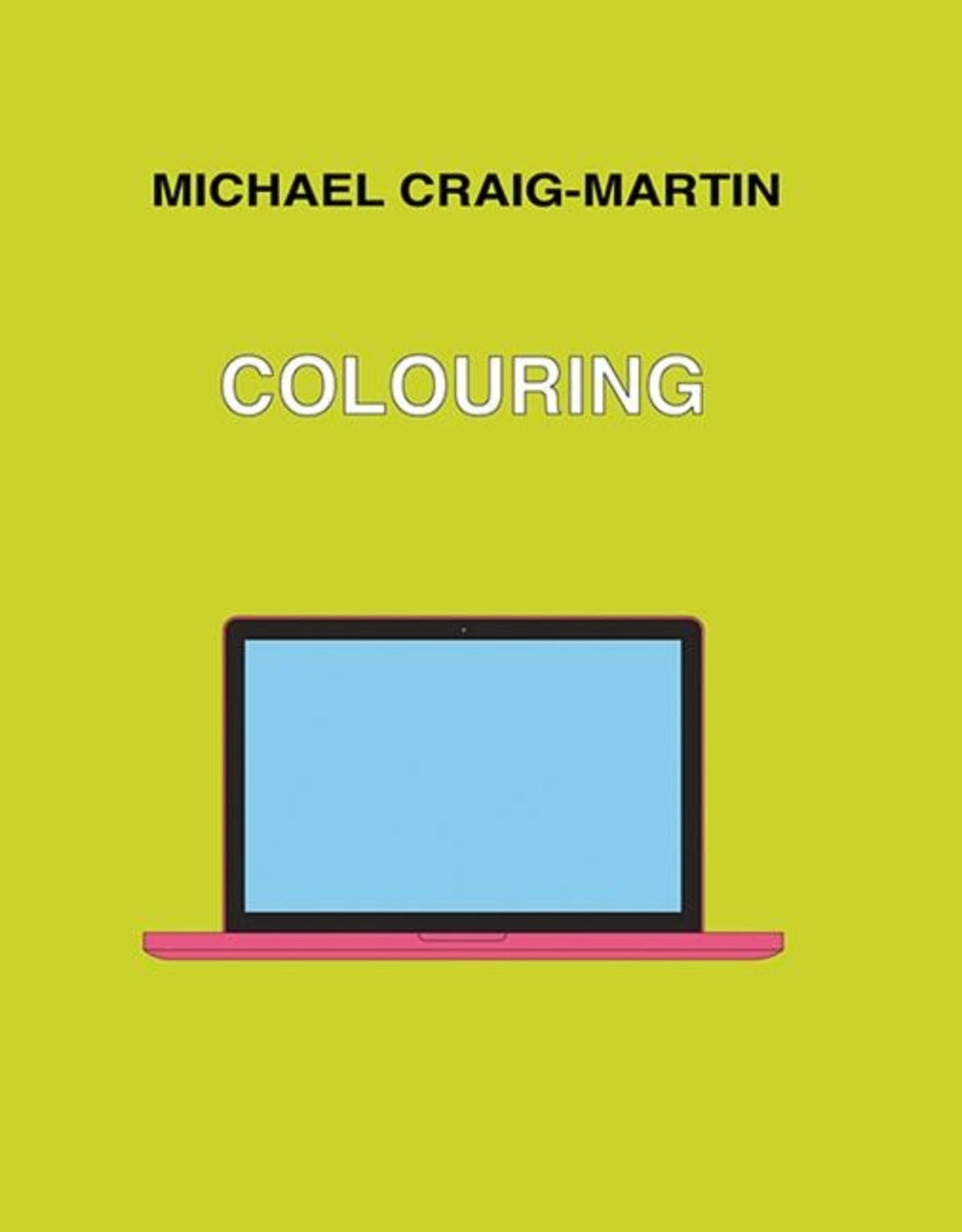 Michael Craig-Martin: Colouring / Michael Craig-Martin