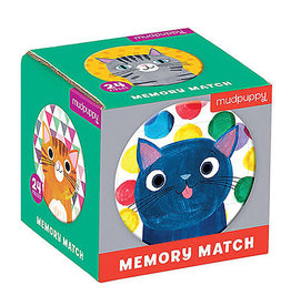 Mudpuppy Mini Memory Match Game