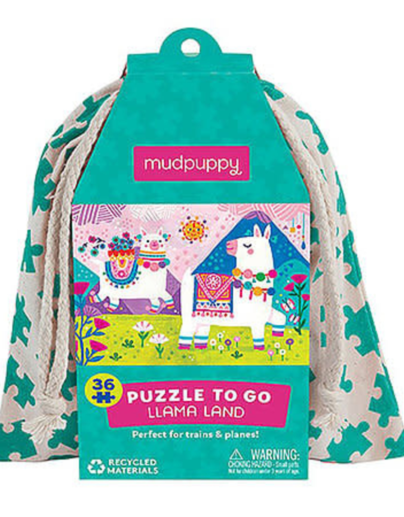 Mudpuppy Puzzle To Go