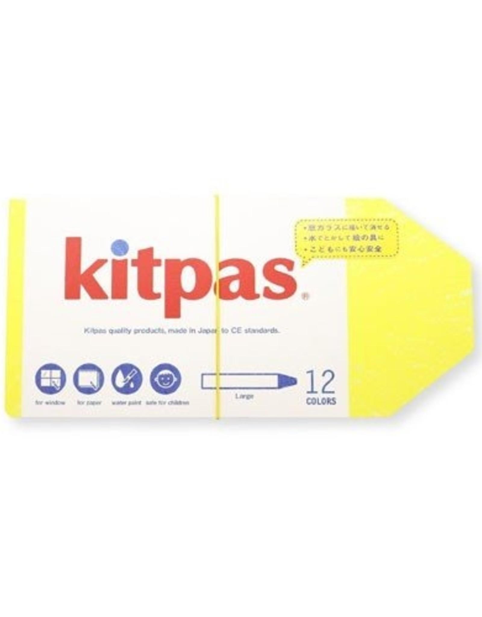 Kitpas Large 12 Colors