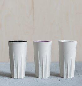 Liz Heller Taller Porcelain Cup
