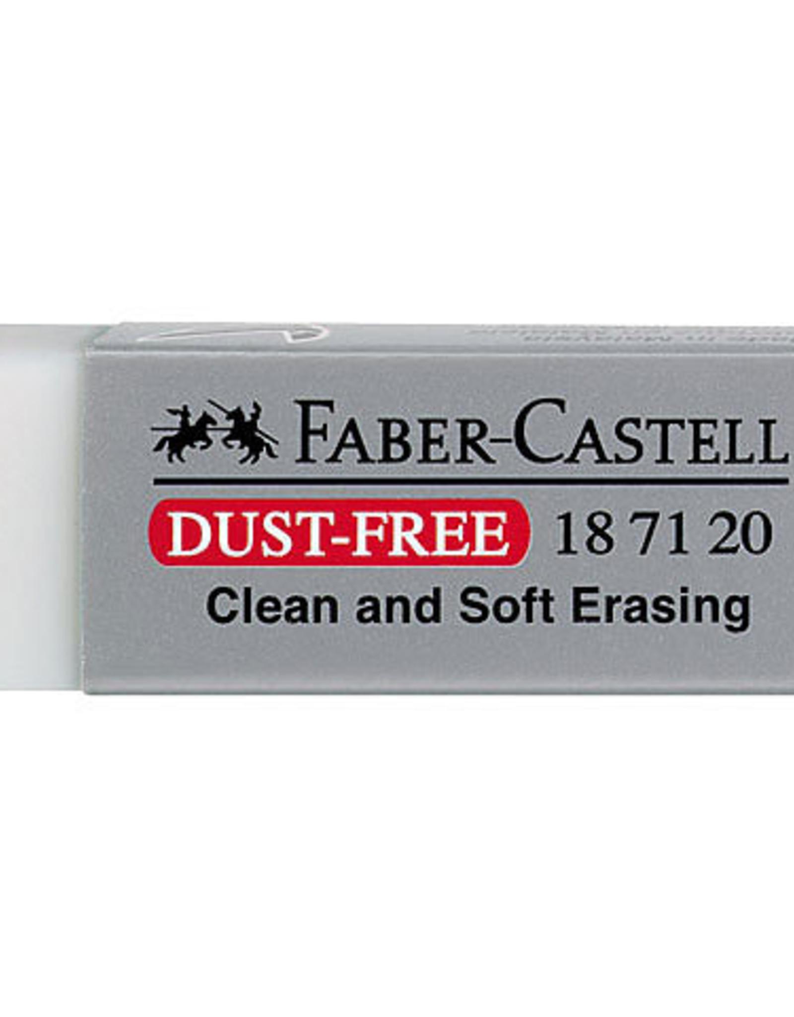 Erasers Faber - Castell Dust-Free Eraser