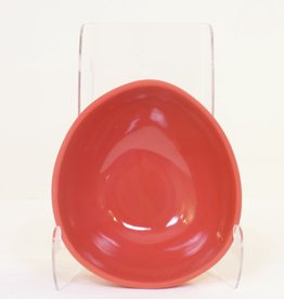 Louise Deroualle Red Small Bowl