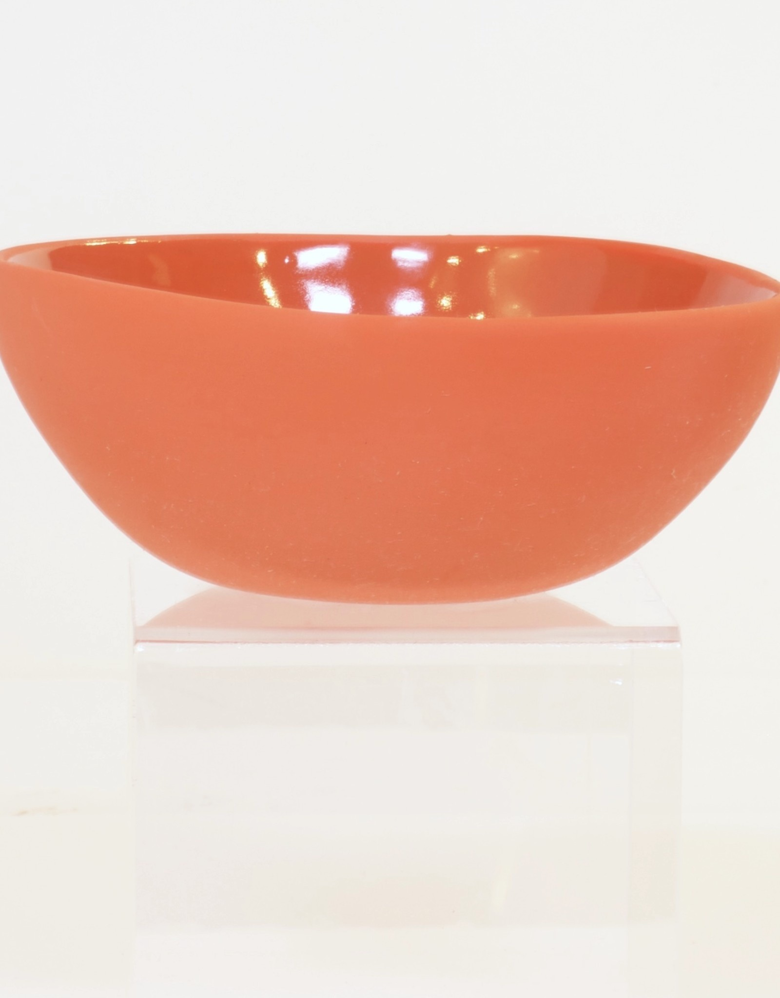 Louise Deroualle Orange Small Bowl