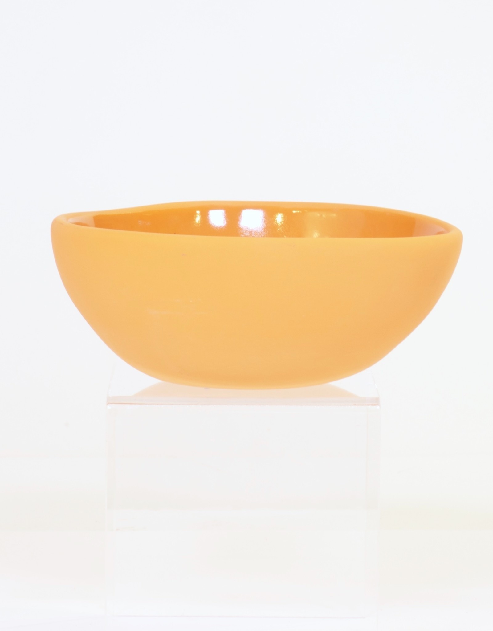 Louise Deroualle Bright Orange Small Bowl