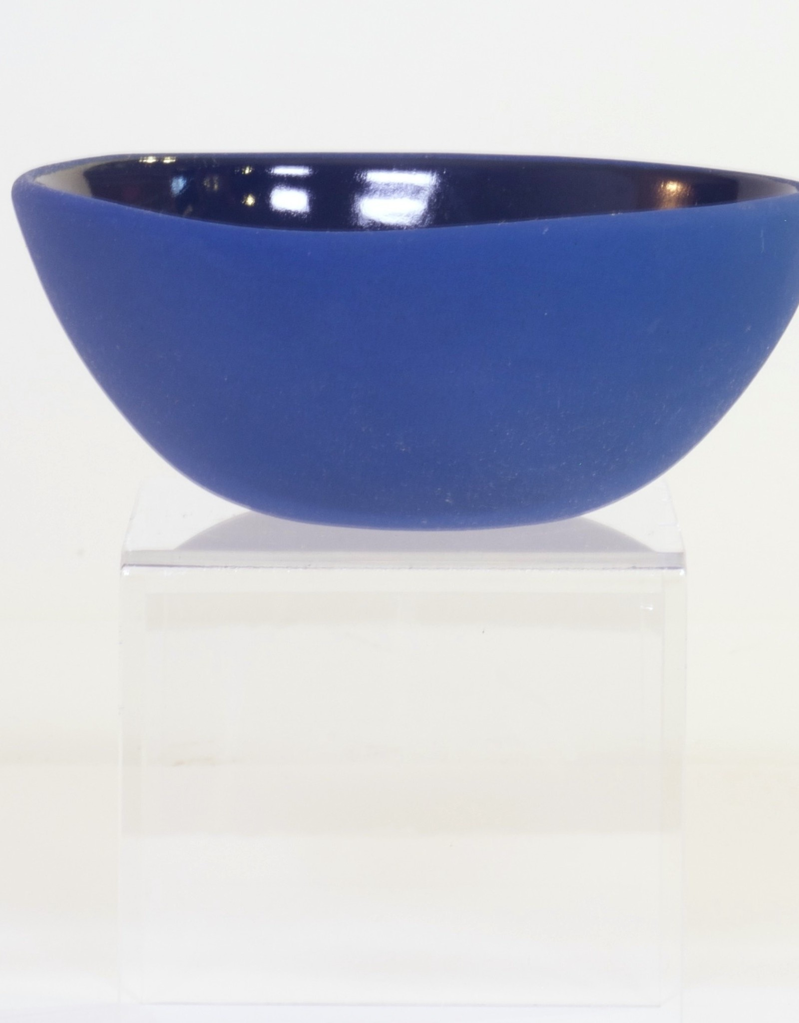 Louise Deroualle Dark Blue Small Bowl