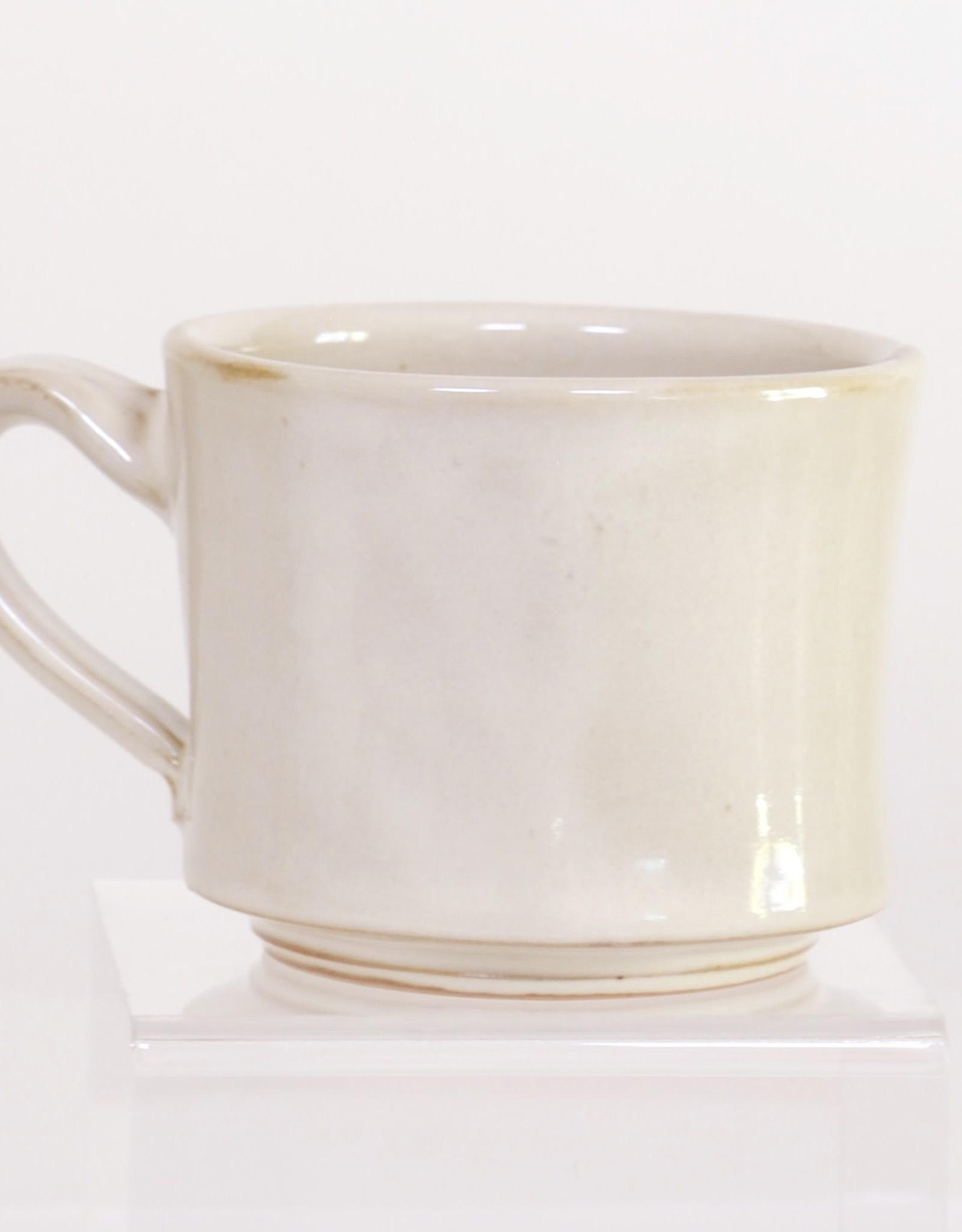 Bradley Walters Cream Mug