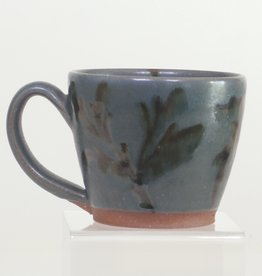 Ruth Easterbrook Green Leaf Mug