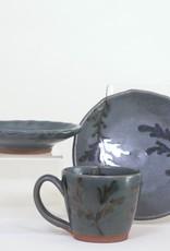 Ruth Easterbrook Green Leaf Mug