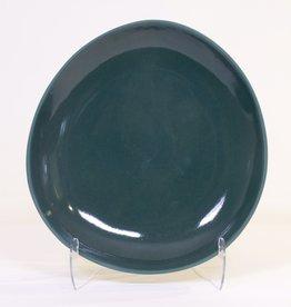 Louise Deroualle Deep Green Plate