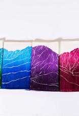 """Jen Ghormley Tea Towels """"Pikes Peak"""" Colorado Springs, Colorado"""