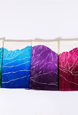 Jen Ghormley Tea Towels Maroon Bells