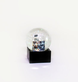 "Bunny Burson Snow Globe ""And Still I Rise"""