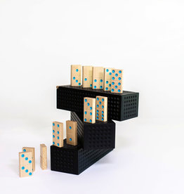 Justin Richards Dominoes Set
