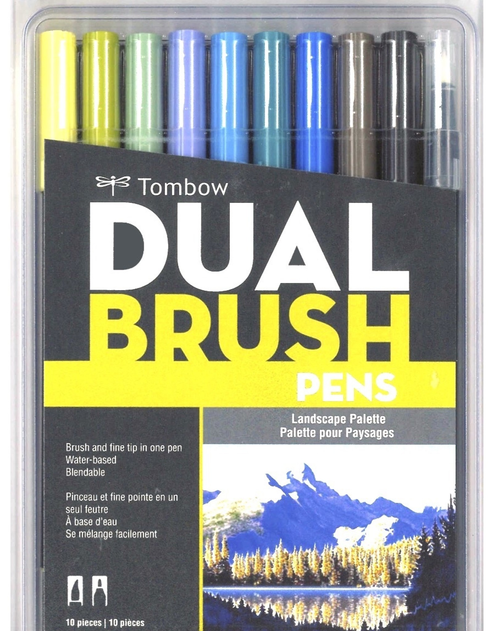 Tombow Dual Brush Pens