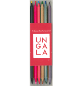 UNGALA Dual-Colored pencils, set of 6