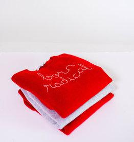 Lingua Franca Ai Weiwei Cashmere Sweater