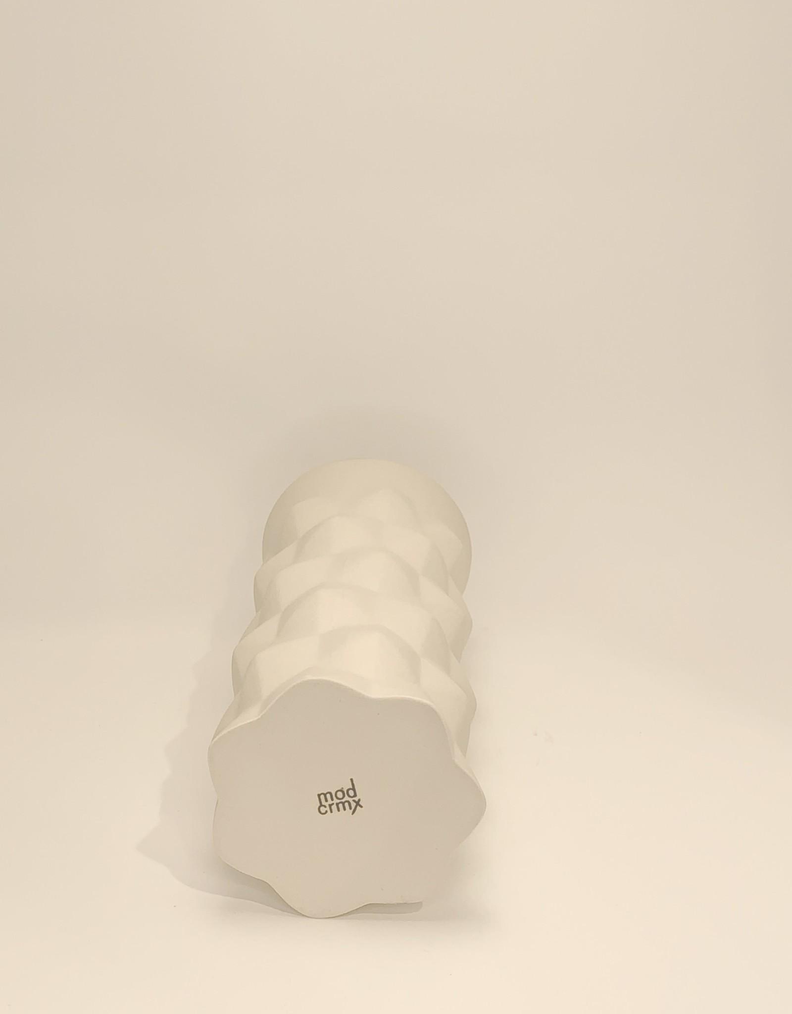 Liz Heller Black Porcelain Jewel Vase - Skinny with Round Top