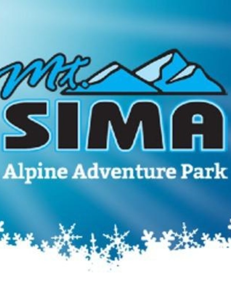 Sima Support your local hill with a donation