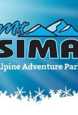 Sima Winter Scenic Season Pass / Fly Pass