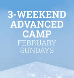 Snow School Snow School 3-Weekend Advanced Camp