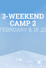 Snow School 3-Weekend Camp 2 - Saturdays, February 8, 15, 22