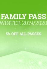 Sima Winter Season Family Passes