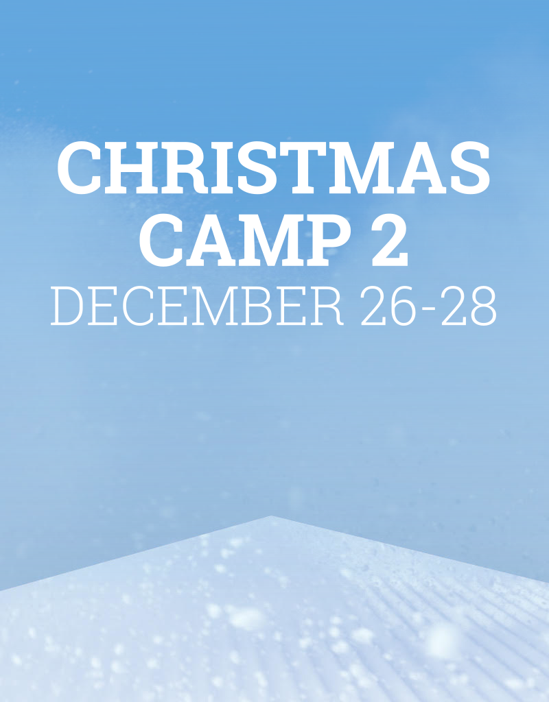 Snow School Christmas Camp 2 - December 26-28