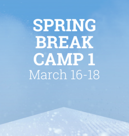Snow School Spring Break Camp 1 - March 16-18