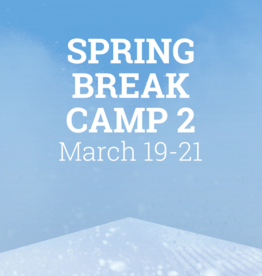 Snow School Spring Break Camp 2 - March 19-21