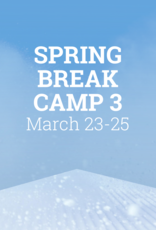 Snow School Spring Break Camp 3 - March 23-25