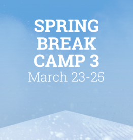 Snow School Spring Break Camp 3 - March 23-25