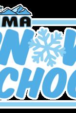 Snow School Adult Advanced Ski/Snowboard Lessons