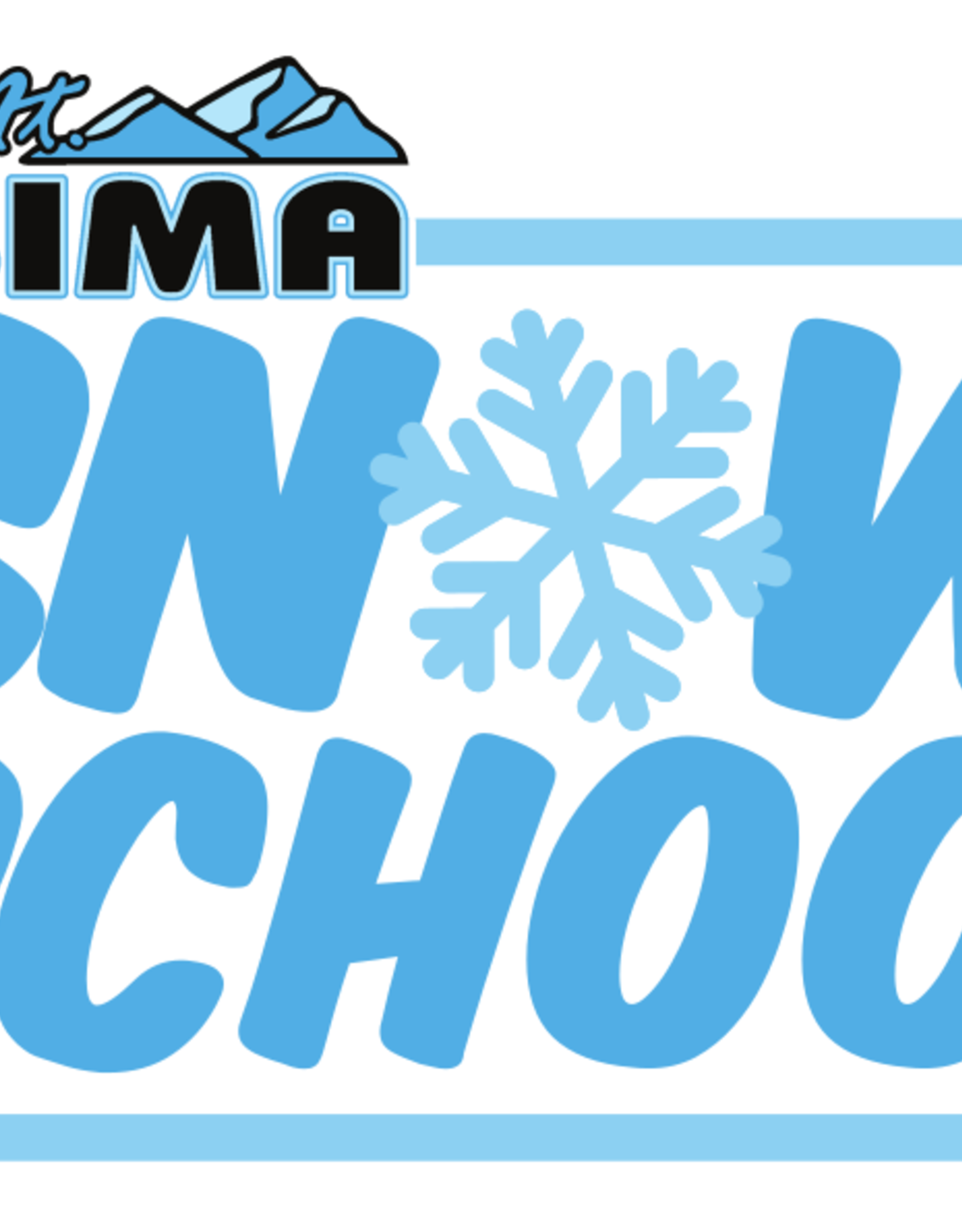 Snow School Snow School 3-Day Adult Advanced Lesson Add-On Lift Tickets