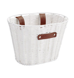 Electra ELECTRA PLASTIC WOVEN SMALL BASKET